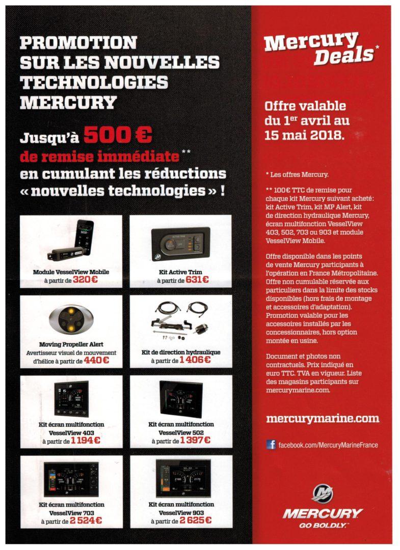 MARINE 33 Mercury 2
